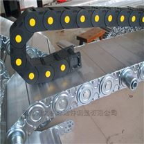 沈阳导向槽钢制拖链安装