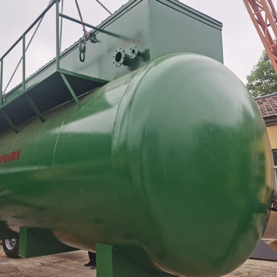AO_生活_一体化污水处理设备