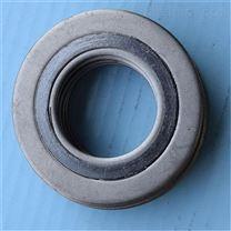 耐高温密封垫不锈钢金属缠绕垫片制作厂家