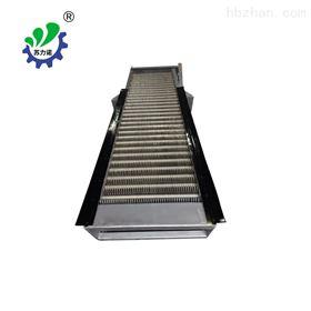 不锈钢污水处理细格栅除污机