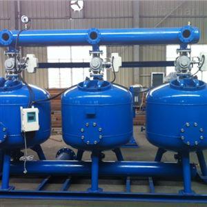 冷却水循环水 全自动浅层砂过滤器