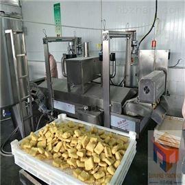 SPYZ-3500一台全自动豆腐串油炸机报价