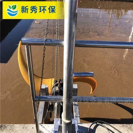 优质低速推流器厂家dqt型低速 潜水推流机