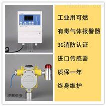 工厂毒性气体氯甲烷泄漏报警器