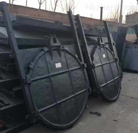 圆形铸铁闸门价格