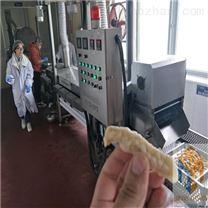 全自动小酥肉浸浆油炸生产线诸城尚品机械