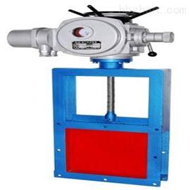 DLMD气动电动插板阀