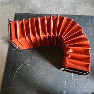 齐全纤维布耐高温除尘阻燃软连接