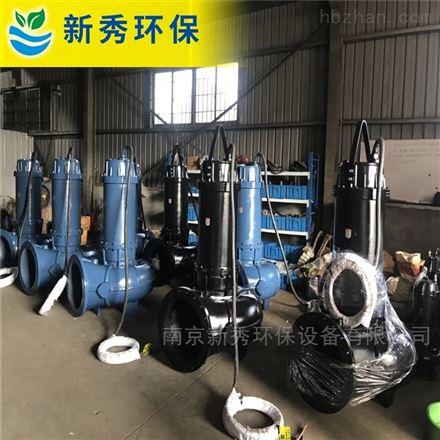 100WL70-12-5.5立式排污泵