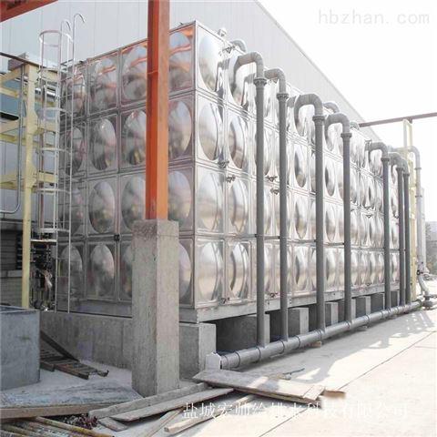 衢州箱泵一体化消防水箱厂家