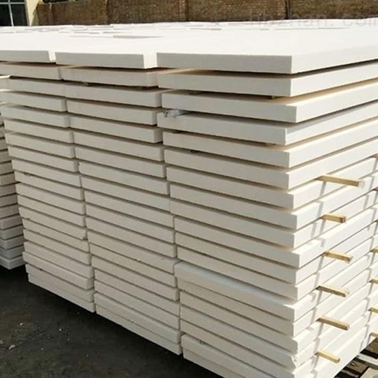 现货供应A级硅铝基耐火保温板