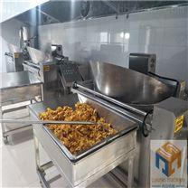 厂家直销自动搅拌自动出料红薯片油炸锅