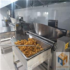 SPYZ-1500厂家直销自动搅拌自动出料红薯片油炸锅