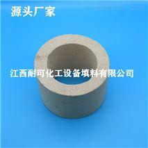 制酸工业专用瓷质拉西环填料