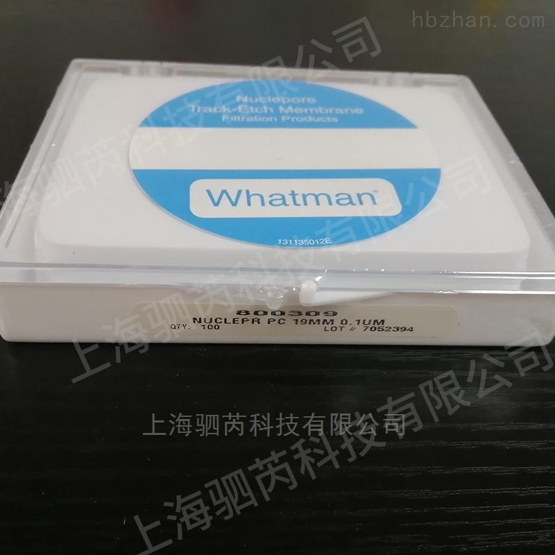 沃特曼Nuclepore聚碳酸酯膜0.1μm*19mmPC膜