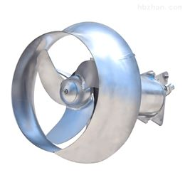 不銹鋼沖壓式潛水攪拌機