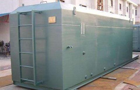 海南地埋式生活污水处理设备