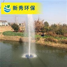 FTA1500浮水式涌泉曝气机