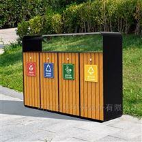 河南钢木垃圾桶生产厂家电话洛阳钢木果皮箱