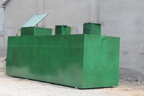 枣庄生活污水处理设备