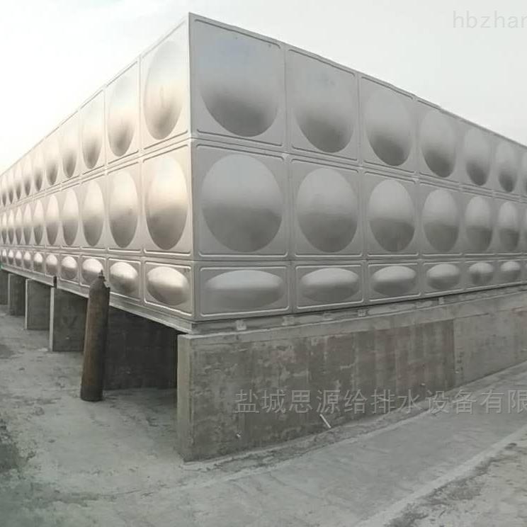 组合式不锈钢水箱性能、特点、结构