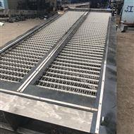 GSHZ1800回轉式格柵除汙機 汙水處理廠撈渣機
