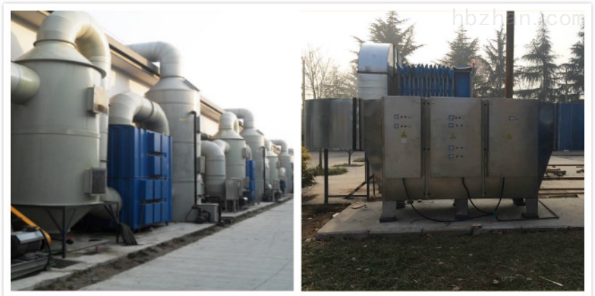 饲料厂除臭处理设备