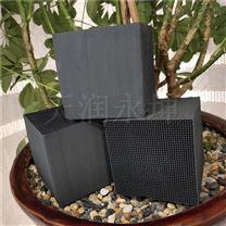 黑龙江耐水型蜂窝活性炭市场价格