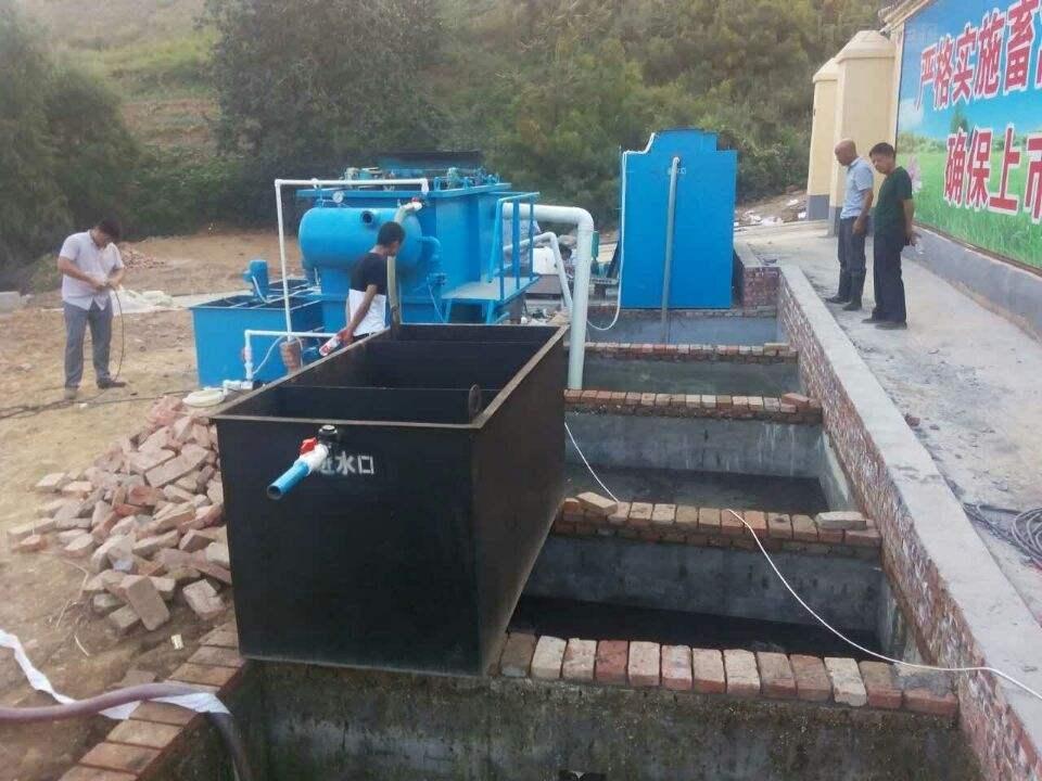 石狮养殖污水处理设备