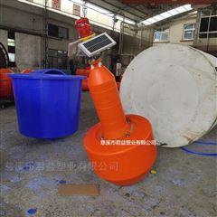 海域施工期安全警戒标志塑料浮标 85*1.4米
