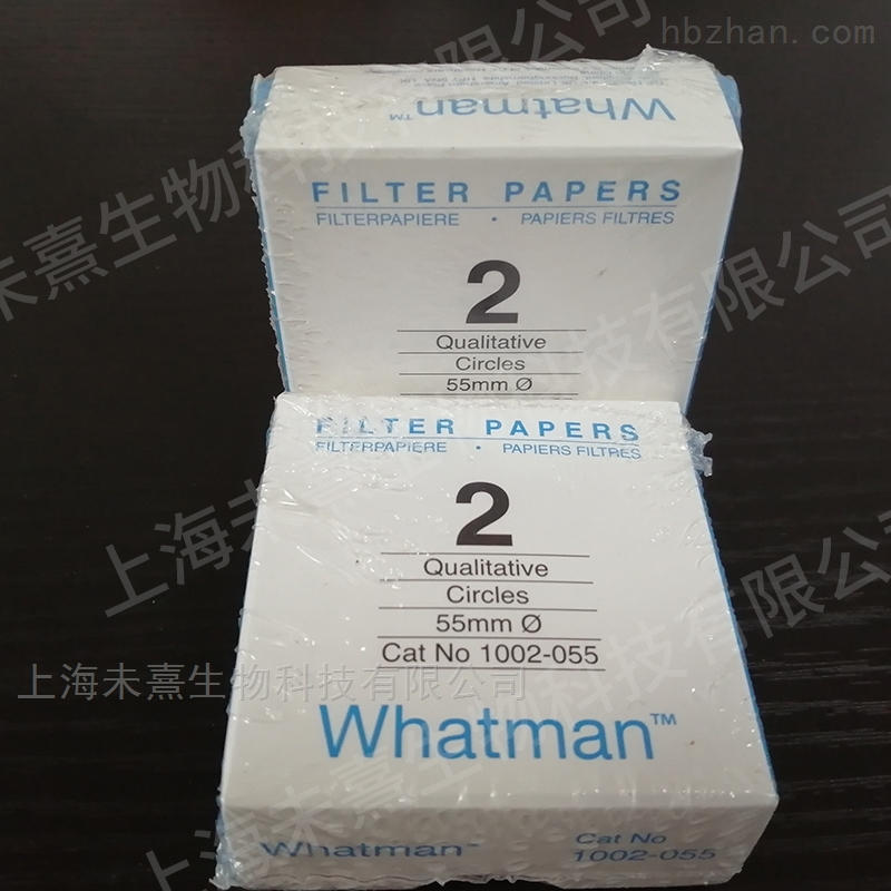 GE沃特曼grade2标准级定性滤纸