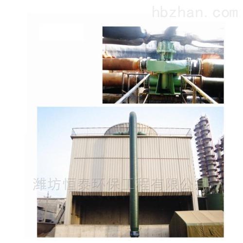 扬州市水轮机冷却塔的安装