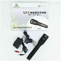 充电式LED手电筒