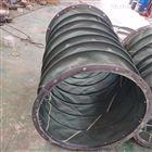 加厚型双层尼龙布风道口通风管生产