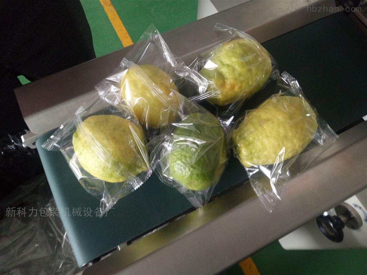 花袋柠檬包装机