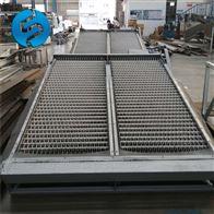 南京不锈钢回转式机械格栅
