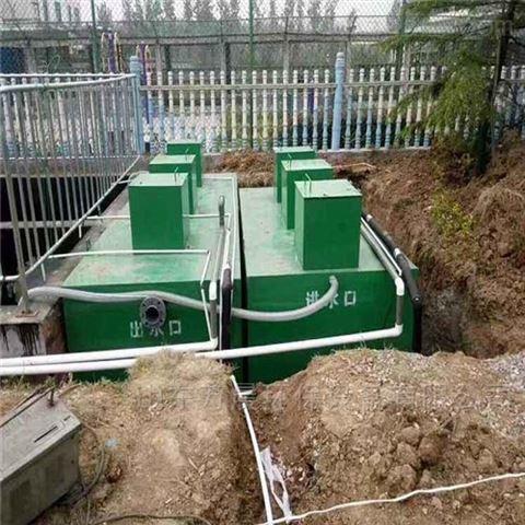 农村污水生态自然净化处理技术