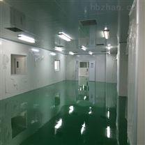 威海制药厂净化车间内防静电地面选择