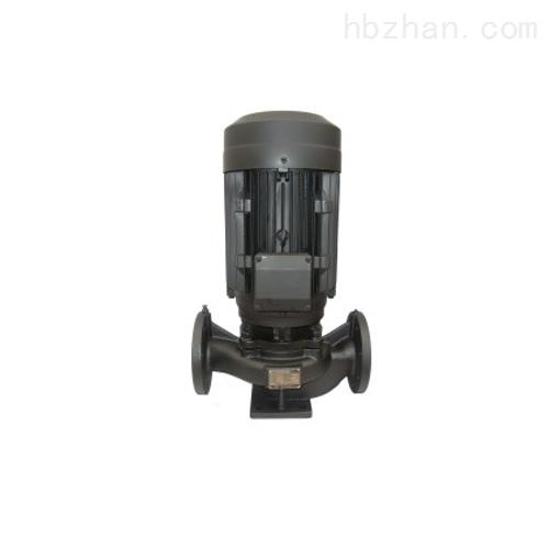ISG单级立式管道泵