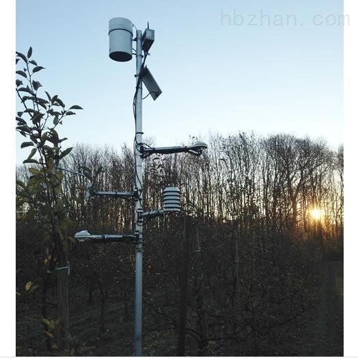 无线森林气象站