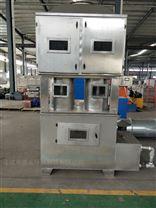 橡胶厂产生废气处理方案