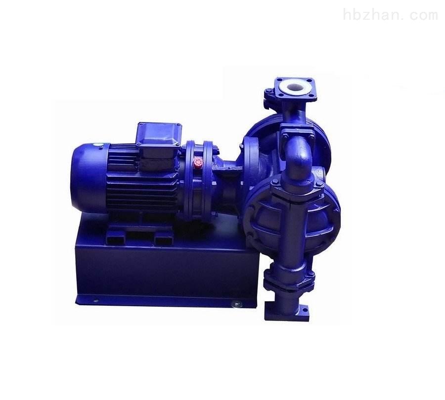 DBY-CF型衬氟F46耐腐蚀电动隔膜泵