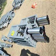 LMD气动方形插板阀