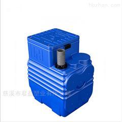供应泵用滚塑箱体 污水提升器