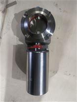 卫生级气动焊接蝶阀