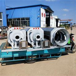 HBR-JXGS-4屠宰杂质污水处理|滚筒式微滤机|鸿百润环保