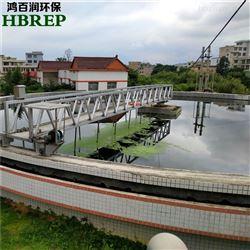 半桥周边传动刮泥机污水处理|鸿百润
