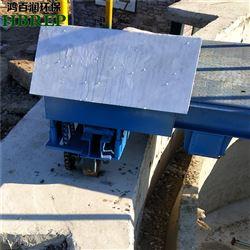 HBR-ZBG-4钢铁厂污泥处理|半桥周边传动吸泥机|鸿百润
