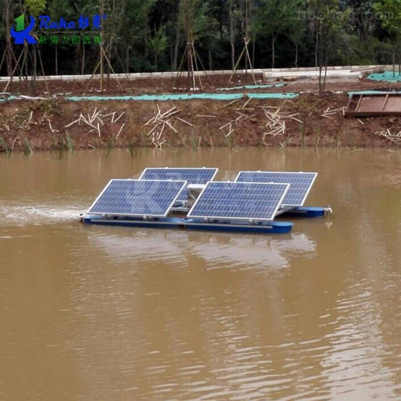 太阳能推流循环曝气机设备