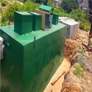 屠宰污水处理一体化设备AO工艺